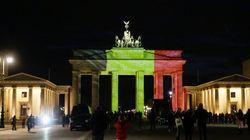 【ベルギー連続テロ】犠牲者を悼み、世界が祈る