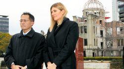 ICAN事務局長、広島を訪問 安倍首相との面会は「困難」 政府回答