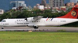 トランスアジア航空、22日は全便欠航 墜落事故が相次ぎ経営悪化か?