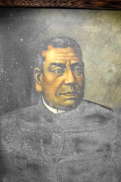 新たに見つかった西郷隆盛と見られる肖像画