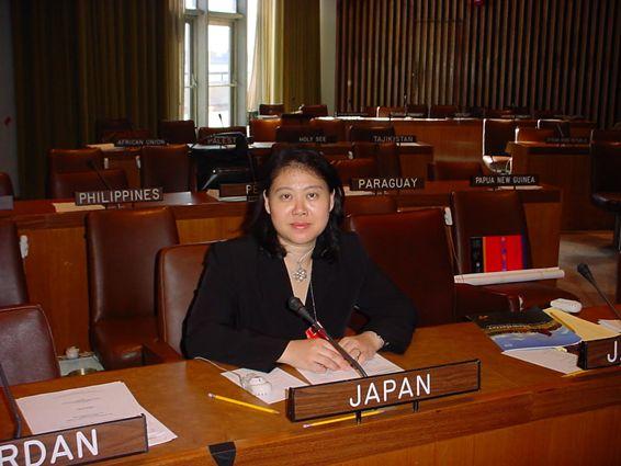 日本の国連加盟60周年記念シリーズ「国連を自分事に」(9)