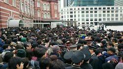 東京駅100周年記念Suicaの大混乱を起こしたJR東日本の