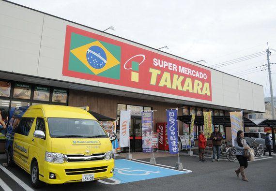 6割が永住者に、デカセギに来た在日ブラジル人の今