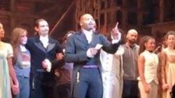 「価値観守って」ミュージカル俳優が舞台上で、ペンス次期副大統領に直訴⇒トランプ氏「無礼だ」