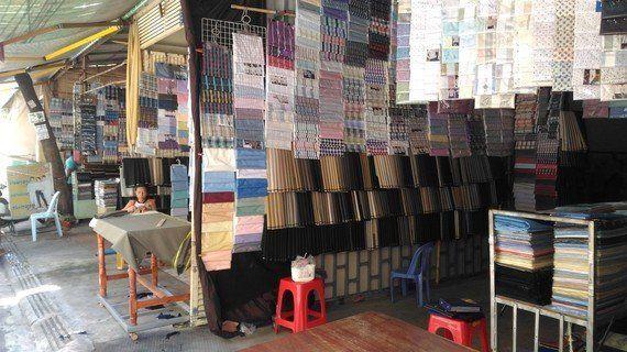 素人ゆえ!カンボジアでの大胆な起業 シャツが大好きだからこそ