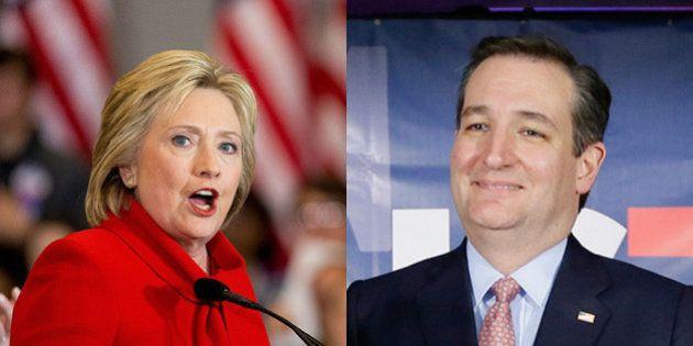 【アメリカ大統領選】民主党・クリントン氏が勝利宣言、共和党はクルーズ氏 アイオワ州(UPDATE)