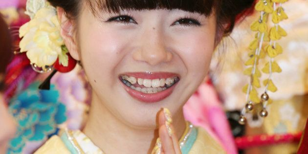 市川美織=2014年01月13日、「AKB48グループ成人式」=