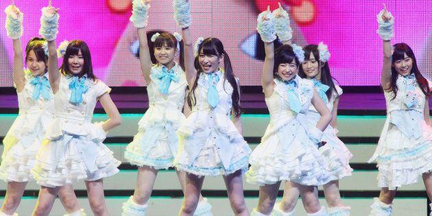 AKB48のイメージ写真