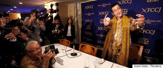 ピコ太郎、セサミストリートとコラボ ダンス指導した「CBCC」って?(動画)
