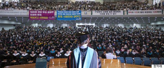 韓国大統領「陰の実力者の娘」推薦入試で特別扱い、無試験で単位...政府が入学取り消し要求