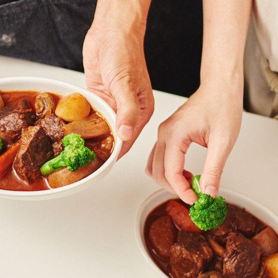 6時間かける「究極のビーフシチュー」~自家製ルーで大人の味わい~