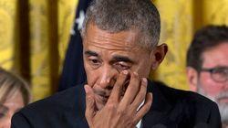 アメリカ銃規制問題 オバマ大統領の涙の訴えにも盛り上がらない世論