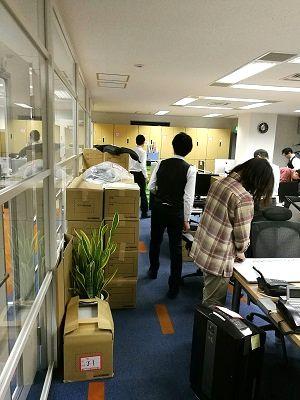 社員21人の小さな会社が、フリーアドレスをやってみた。