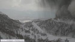 草津白根山が噴火 陸自隊員1人死亡、噴石に巻き込まれる【UPDATE】