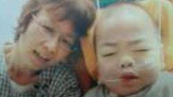 孫をお風呂に入れながら思い出す、難病で亡くした息子の記憶