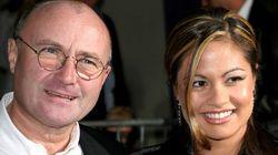 フィル・コリンズ、元妻と再婚 10年たっても「見つめて欲しい」