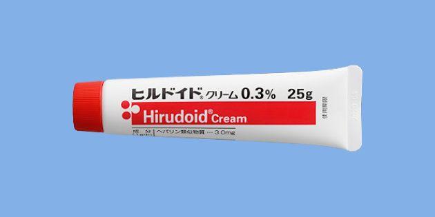 「ヒルドイドクリーム」の画像検索結果