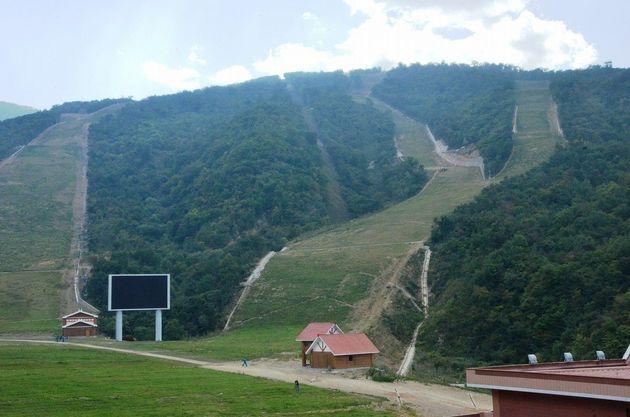 北朝鮮の豪華リゾート「馬息嶺スキー場」とは 記者が見たリアル《現地ルポ》