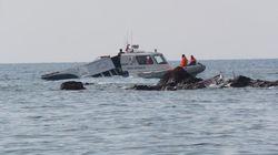 難民の船がトルコ沖で沈没、約40人死亡 うち5人は子供