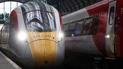 「あずま」日立製の高速鉄道、イギリスで初披露