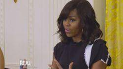 ミシェル・オバマ氏「大統領も高校時代はダラダラしていた」