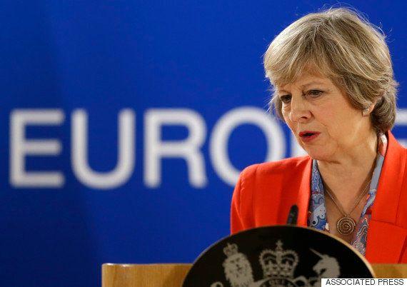 「イギリス政府のEU離脱戦略は混乱し、機能不全に陥っている」内部分析メモが流出
