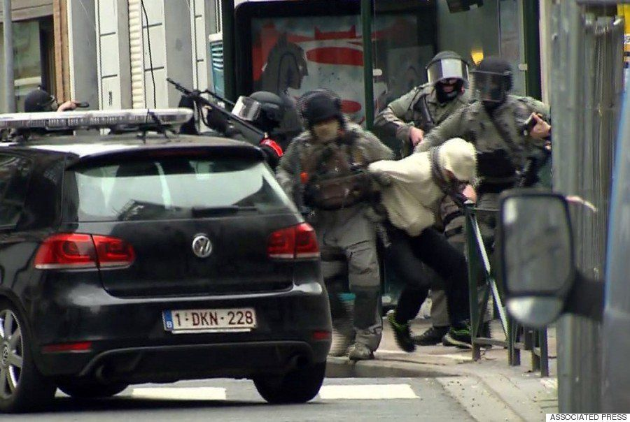 【パリ同時多発テロ】サラ・アブデスラム容疑者を逮捕 唯一の生存実行犯か