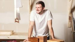 使用済みの竹箸をおしゃれな家具に 竹を研究するバンクーバーの学生、ベンチャーを立ち上げ