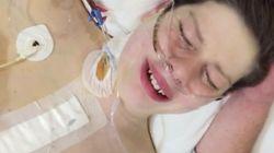 「また息ができる!」心臓移植手術をした少年が流した、喜びの涙