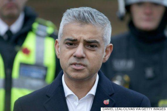イスラム教徒のロンドン市長、トランプ氏に「分断されたコミュニティを元に戻して」