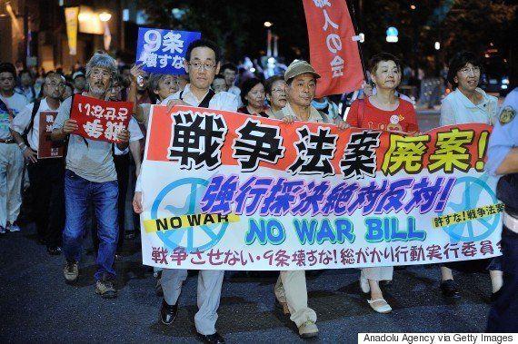 歴史を浄化しながら、日本の大国化を目指す安倍首相【戦後70年】