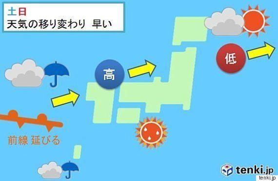 【お盆の天気】晴れる日はいつ?