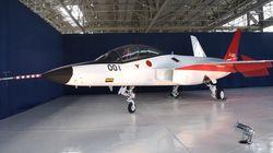 「心神」国産初のステルス機が報道公開 初飛行はいつ? 名称はX-2に(画像集)