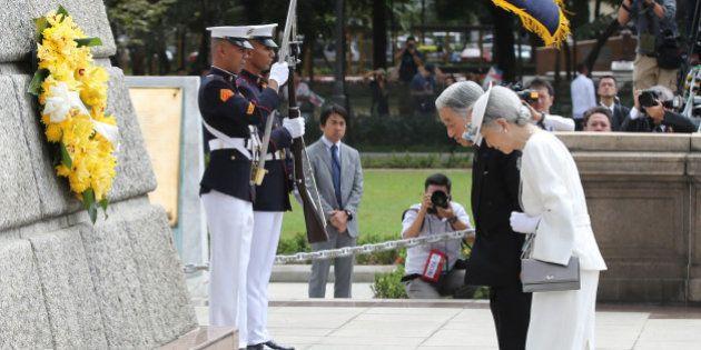 天皇陛下「日本人が決して忘れてはならない」
