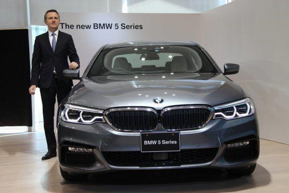 BMW、日本仕様の新型車発表、将来的には自動車線変更機能も搭載か