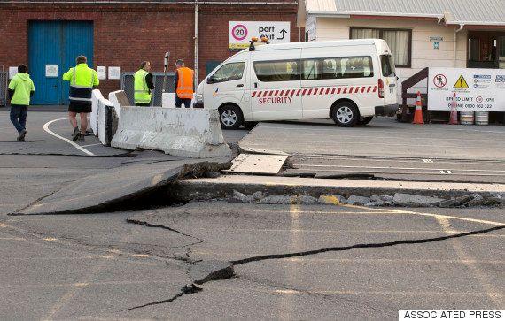 ニュージーランド地震、道路寸断で孤立地域も 250回以上の余震「被害拡大する恐れある」