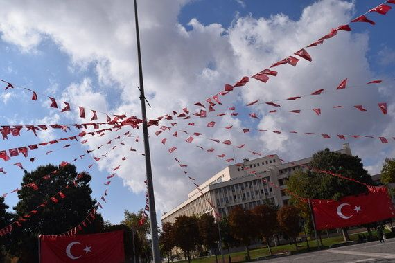 混迷を極めるトルコ ガズィアンテプを訪れて