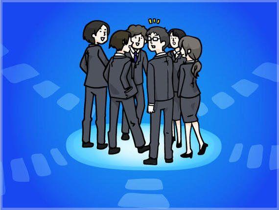 サイボウズ式:新入社員が忘れがちな、会社の「外」とつながることの大切さ