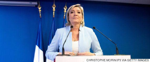 フランス極右政党のマリーヌ・ルペン党首、トランプタワーを訪問 「あの人」と面会した?