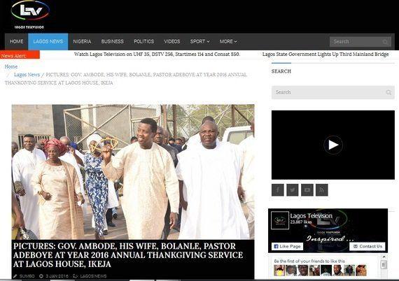 報道されないナイジェリアの素顔 ---