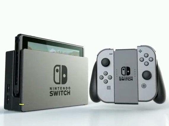 任天堂の新ゲーム機「ニンテンドースイッチ」3月3日に発売決定 気になる価格は?