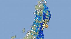 【地震情報】宮城県沖で地震 大船渡・気仙沼など震度4