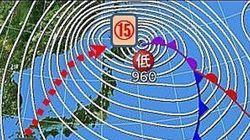 北海道は台風並みの暴風、西は平地も積雪か(望月圭子)