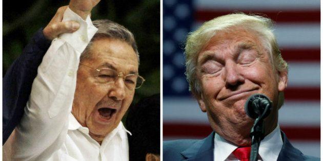 トランプ新大統領をキューバが警戒?