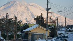 桜島、ハウステンボス、熊本城...。大雪で九州各地が北海道のような姿に