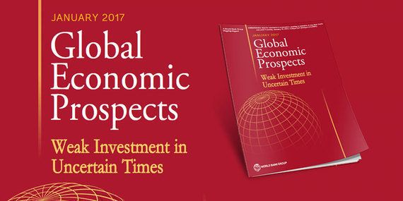 「世界経済見通し(GEP)」2017年1月版:投資低迷ながら、世界経済の成長率は2.7%に上昇