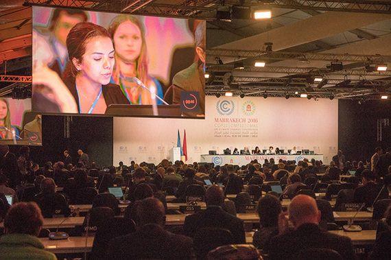 いよいよ始まったCOP22と第1回「パリ協定」締約国会合