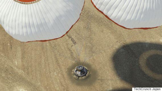 SpaceX、有人宇宙飛行船のテスト飛行に成功 将来はヘリコプター並みの精度目指す