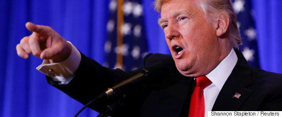 トランプ氏、大統領職はビジネスの「利益相反」に該当しないと主張