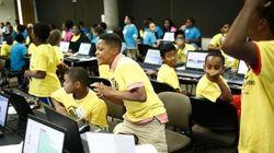 「1300人の子供がプログラミングを8時間でマスター」ギネス世界記録を達成